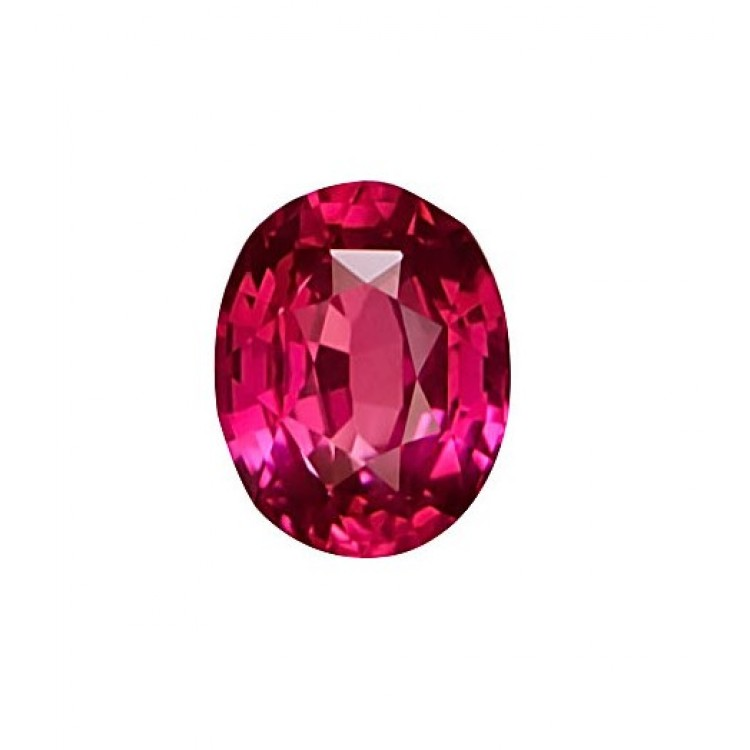 GIA Certified 1.16 ct. Ruby Untreated - Mozambique